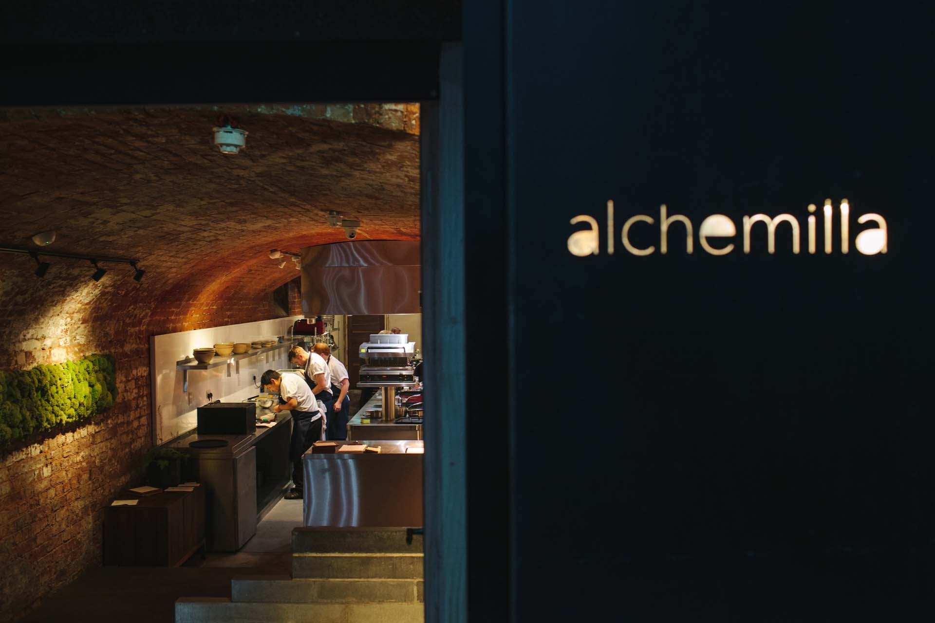 Fine Dining In The Middle Of Nottingham Alchemilla Restaurant